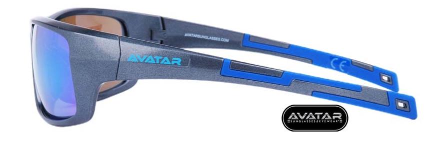 Sunglasses with polarized lens-Avatar-Mautner